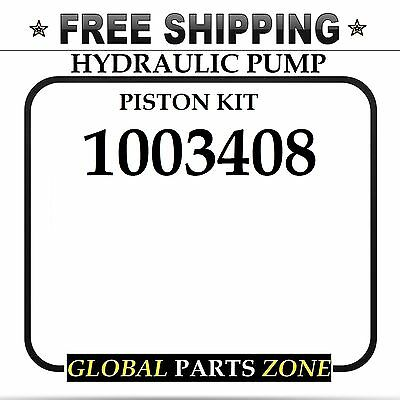New Hydraulic Pump Piston Kit For Caterpillar 1003408 100-3408 Free Delivery