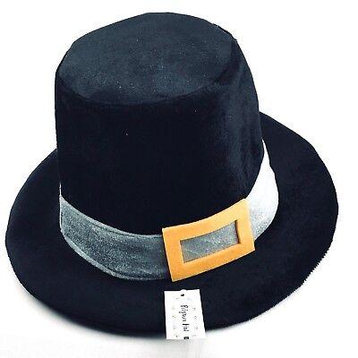 Pilgrim Hat Thanksgiving Costume for Adult or Kids