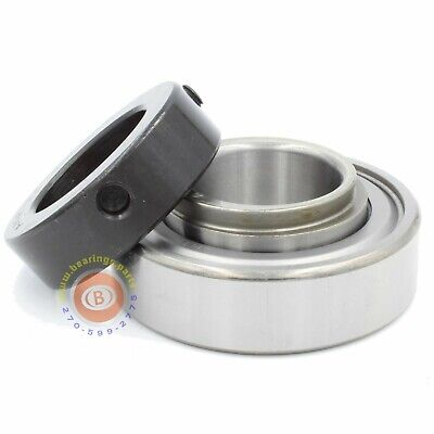 Cylindrical Bearing with Collar Replaces Vermeer RA108RR-I 504I 505L 5400 554XL