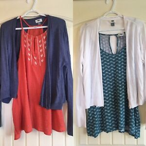 Women's size 16-18 & xl Old Navy clothing lot OBO