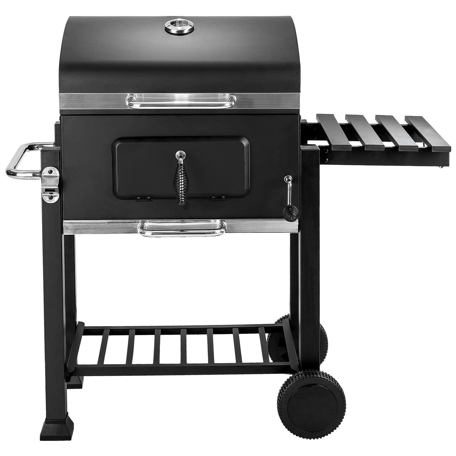 holzkohlegrill bbq holzkohle barbecue smoker grill gartengrill grillwagen eur 93 99 picclick it. Black Bedroom Furniture Sets. Home Design Ideas