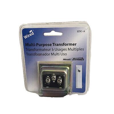 Heathzenith Wired Multi-purpose Transformer 125c-a