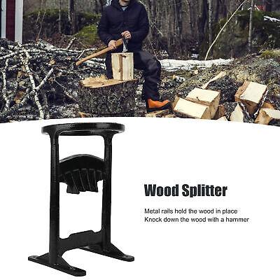 Manual Wood Splitter Steel Fire Wood Firewood Splitter Industrial Cutting Tool