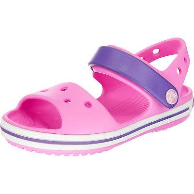 Crocs Crocband Mädchen (Neu CROCS Crocband Kinder Sandalen 5788992 für Mädchen rosa)