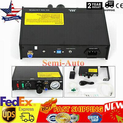 Semi-automatic Glue Dispenser Machine Solder Paste Liquid Dispensing Machine Top