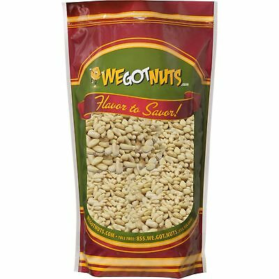 We Got Nuts: Raw Pine Nuts (2 Lbs)