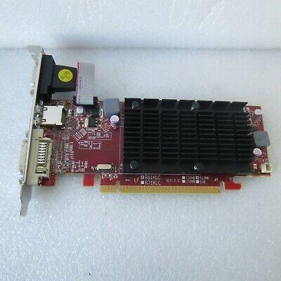 ATI RADEON HD5450 512 MB DDR3 VGA/DVI/HDMI PCI-EXPRESS VIDEO CARD HD5450 512MK3- for sale  Shipping to India