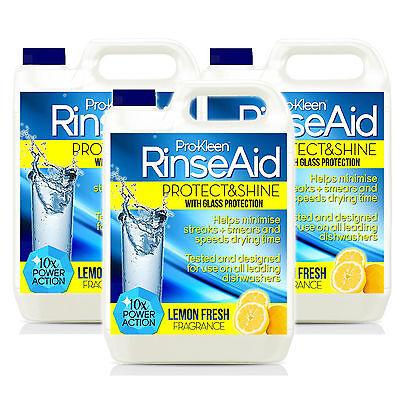 UNIVERSAL DISHWASHER DISH WASH DETERGENT LIQUID RINSE AID GLASS POT WASH CLEANER