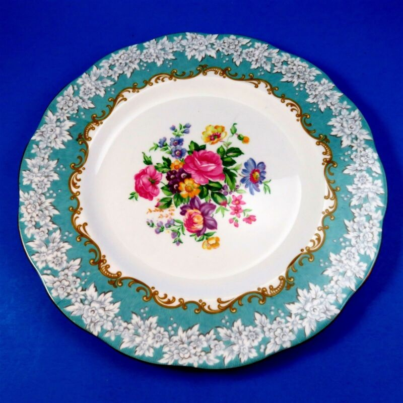 "Royal Albert Enchantment Dinner Plate 10 3/8"""