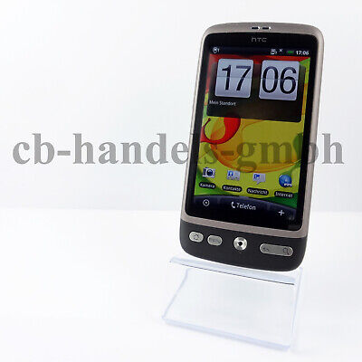 HTC DESIRE 512 MB 5 MPX 3,7 ZOLL SUPER-LCD DISPLAY ANDROID UMTS HSPA SMARTPHONE 512 Mb Lcd