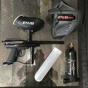 Piranha GTI Paintball Gun - Great Condition