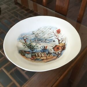Beautiful bowl/plate made in Italy