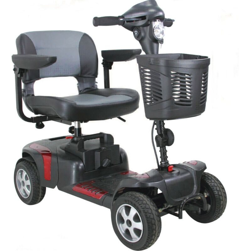 Drive Heavy Duty 4 Wheel Mobility Scooter Phoenix Hd Phoenixhd4 Cart  Vehicle