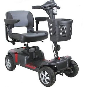 Drive Heavy Duty 4 Wheel Mobility Scooter Phoenix HD PhoenixHD4 Cart  Vehicle