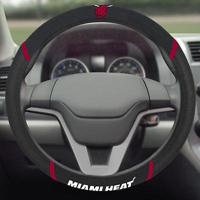 (Miami Heat Universal Steering Wheel Cover)