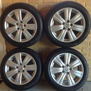 Honda Accord Michelin 225/ 50 R 17 and Mags. Floreat Cambridge Area Preview