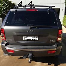 2006       JEEP GRAND CHEROKEE LIMITED (4x4) WH 4D WAGON V8 Newcastle Newcastle Area Preview