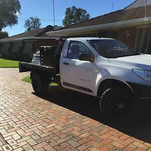 2013 Holden Colorado Ute Finley Berrigan Area Preview