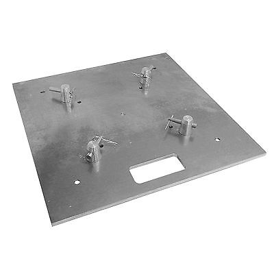 Global Truss Base Plate 20X20A Aluminum Square Trussing Base Plate