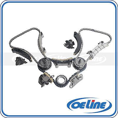 Timing Chain Kit Fit 04-06 Suzuki Buick Saab Cadillac CTS SRX 3.6L DOHC 24V