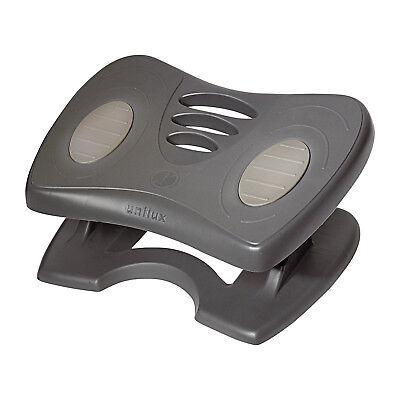 unilux Fußstütze NYMPHEA ergonomisch höhenverstellbar Fußablage