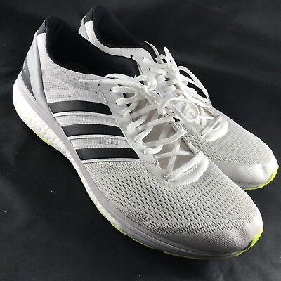 Adidas Adizero Boston 6 Running Shoes CG3142 Athletic Sports Runner Trainers