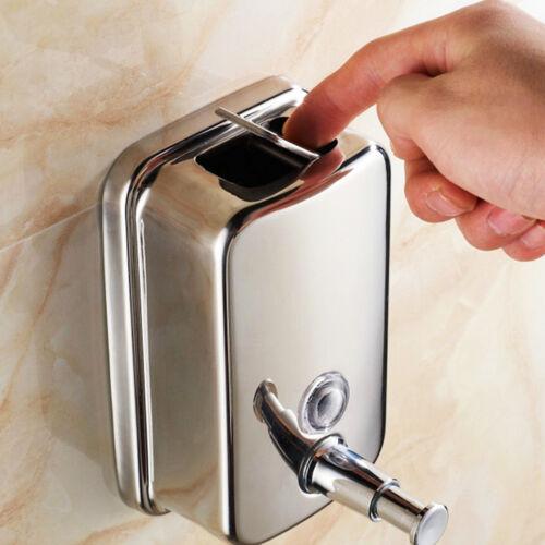 500ml 800ml 1000ml plata ducha ba o dispensador jab n for Dispensador de jabon para ducha