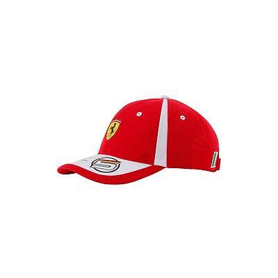 a8e1ce09dbf Scuderia Ferrari 2018 Formula 1 Authentic Sebastian Vettel Red Hat