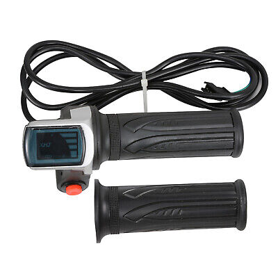 Voilamart 48V Kit de acelerador giratorio de bicicleta eléctrica Accesorios