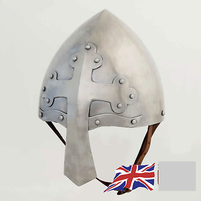 Norman / Viking Nasalhelm LARP SCA Reenactment - Viking Reenactment Kostüm