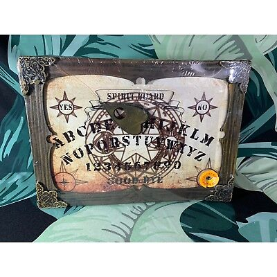 Spirit Board Ouija Board Spooky Halloween Decor W/ Sound Cost Plus World Market - World Market Halloween