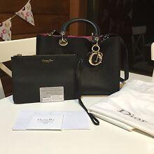 Authentic Dior Diorissimo Bag Medium Black As New West Ryde Ryde Area Preview