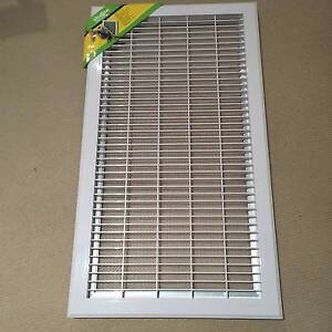 Slimline Return Air Grille with Filter & Mounting Frame Caulfield South Glen Eira Area Preview