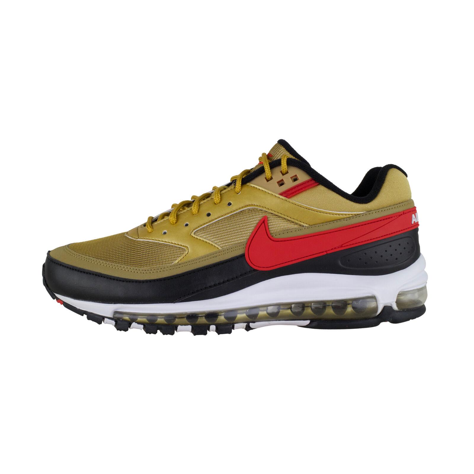 Détails sur Nike Air Max 97 Bw or Noir AO2406 700