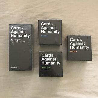 Cards against humanity bundle *BRAND NEW*