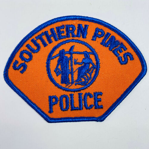 Southern Pines Police North Carolina NC Patch (A2)