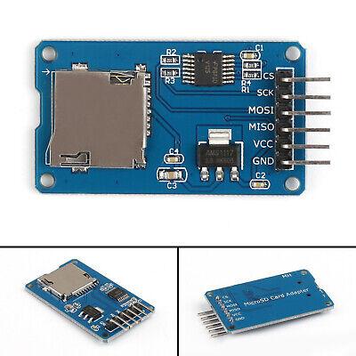 5x Micro Sd Storage Board Mciro Sd Tf Card Memory Shield Module For Arduino Un