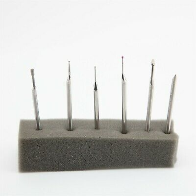 Cnc Probe Tip Set 4mm Shaft 6 Different Probes And Styles