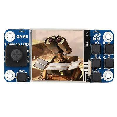 Mini 1.54in Game Console Lcd Touch Screen Display For Raspberry Pi 2b3bzero W