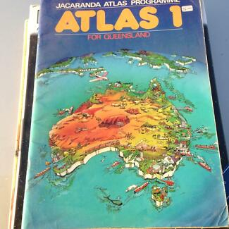 Jacaranda Illustrated Kids Atlas Mount Low Townsville Surrounds Preview