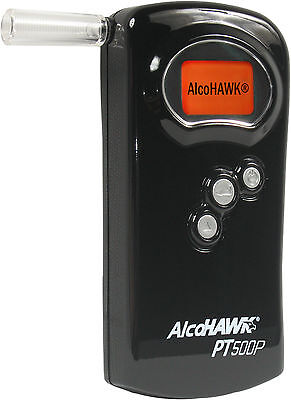 NEWEST AlcoHAWK PT500 PROFESSIONAL EDITION-FREE HARD CASE-FREE SAME DAY SHIPPING