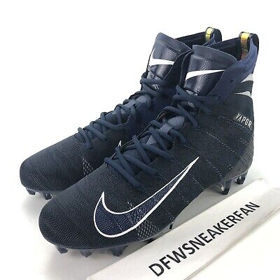 Nike Vapor Untouchable 3 Elite Men's 11 Flyknit Football Cleats AH7408-400 New