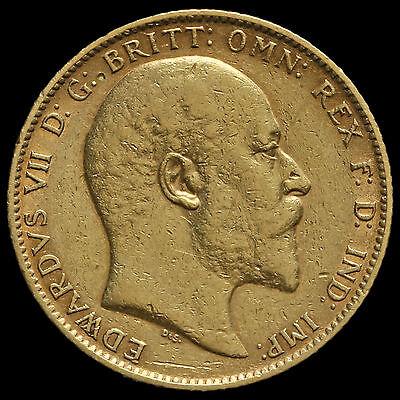 1903 Edward VII Full Sovereign