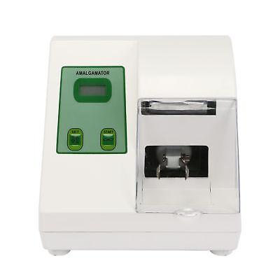 Electric Dental Lab Amalgamator Amalgam Capsule Mixing Mixer Machine 4200rpm Top