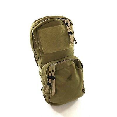 Used, Eagle Industries Modular Assault Pack MOLLE Back Pack MAP Khaki SFLCS USGI  for sale  Colorado Springs