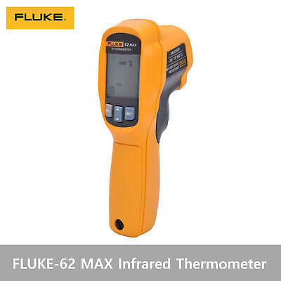 Fluke-62 Max Infrared Thermometer -30c To 500c For Chemical Industry