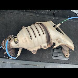 2005 Honda Civic catalytic converter