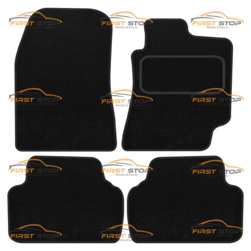 LEXUS IS200 1999-2005 FULLY TAILORED CLASSIC CAR FLOOR MATS BLACK