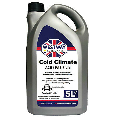 ACE Fluid / Cold Climate Fluid Semi-Synthetic 5L 5 Litres