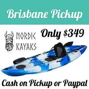 3m Kayak - Pick Up Brisbane - Nordic Brand - Brand New - $349 Brisbane City Brisbane North West Preview
